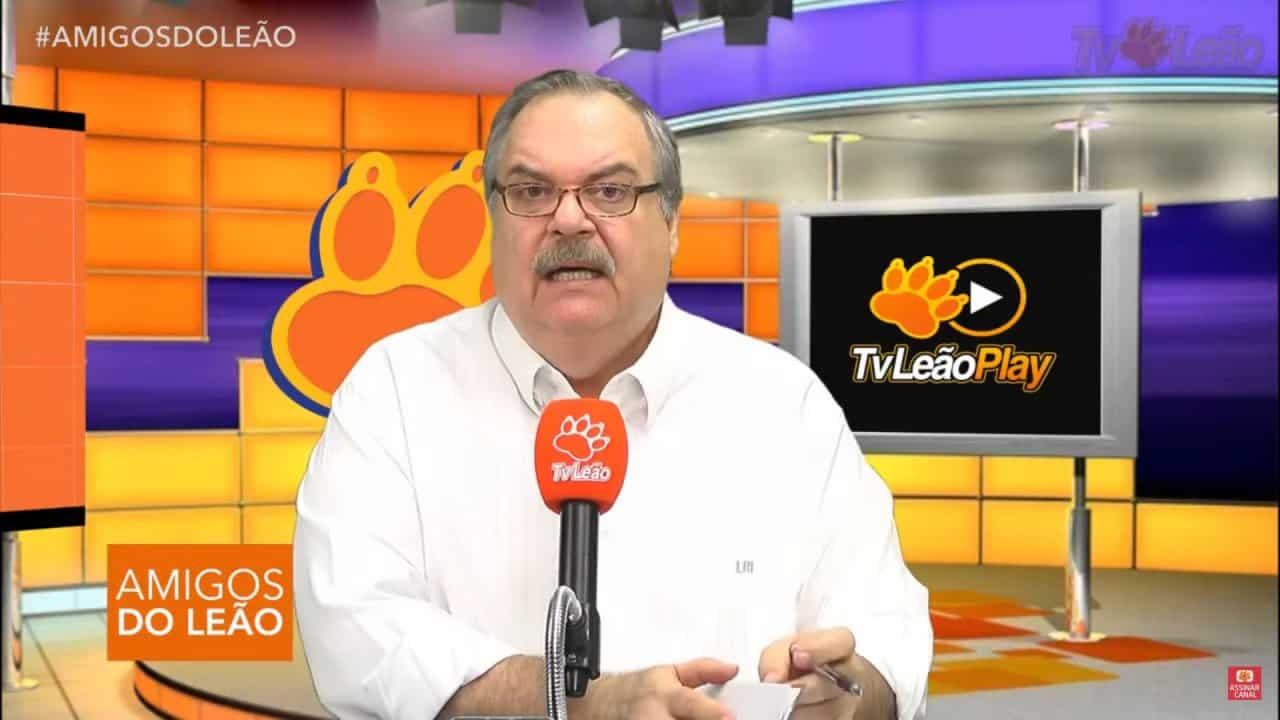 Gilberto Barros (Reprodução/Youtube)