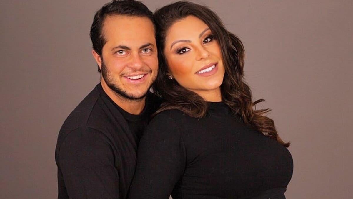 Thammy Miranda e Andressa Ferreira (FOTO: Lidi Lopez)