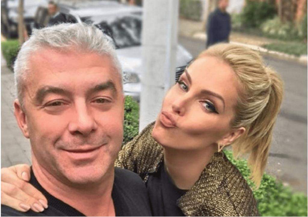 Ana Hickmann e marido, Alexandre Corrêa (Reprodução)