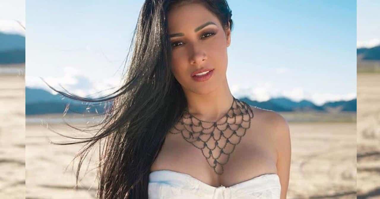 A cantora Simaria (Imagem: Reprodução/Instagram)