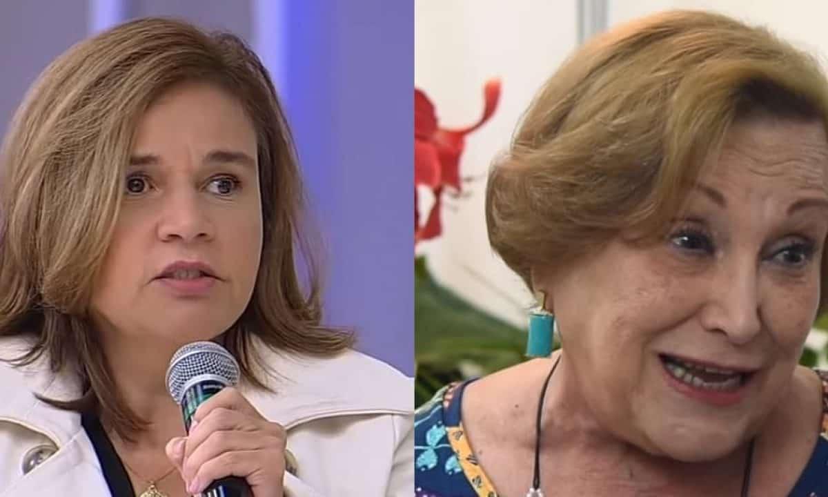 Claudia Rodrigues e Nicette Bruno