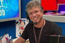 Boninho vai entrar disfarçado na casa do BBB21 na festa da próxima semana (Foto: Reprodução/TV Globo)