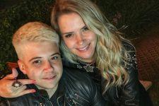 Enzo Lins e Marcela MC Gowan