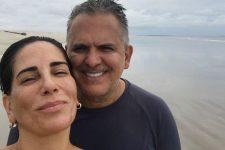 Gloria Pires e Orlando Morais