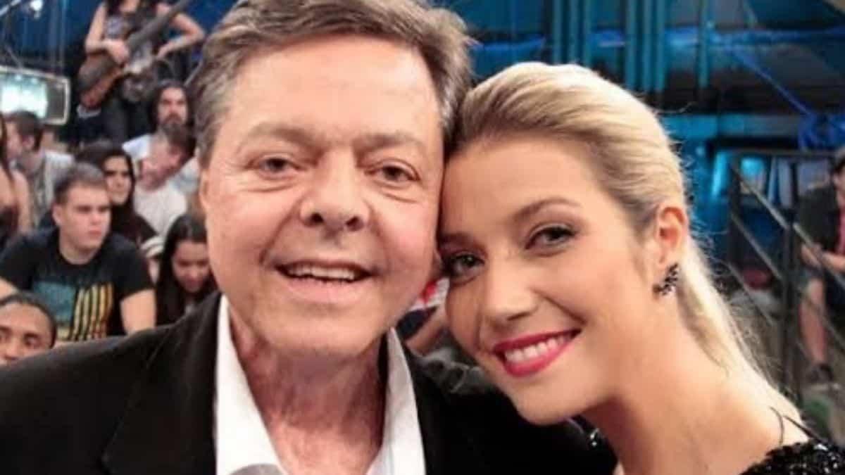 Luiza Possi e o pai, Líber Gadelha