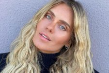 Carolina Dieckmann surpreendeu com selfie (Foto: Reprodução/Instagram)