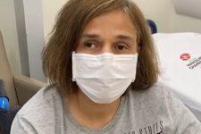 Claudia Rodrigues foi internada após sentir muitas dores no corpo (Foto: Reprodução/Instagram)