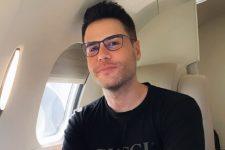 Luiz Bacci, apresentador do Cidade Alerta, da Record, foi detonado por MC (Foto: Reprodução/Instagram)