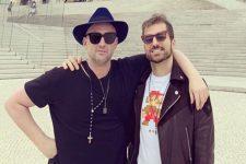 Paulo Gustavo e o marido, Thales Bretas (Foto: Reprodução/Instagram)