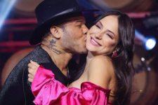 Tierry e Gabi Martins juntos; casal comemorou aniversário com noite em motel (Foto: Reprodução/Instagram)