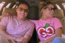 Wesley Safadão e Thyane Dantas; casal é investigado após vacinação contra a covid-19 (Foto: Reprodução/Instagram)