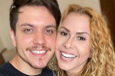 Yago Matos e a mãe, Joelma; rapaz rebateu internauta após ser chamado de ingrato (Foto: Reprodução/Instagram)
