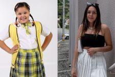 Aysha Benelli – Antes e Depois