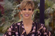 Ana Furtado surgiu em clique raro com a irmã, Tina Furtado, e chocou internautas com semelhança (Foto: Reprodução/TV Globo)