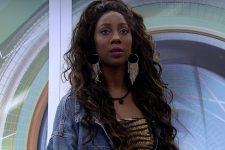 Camilla de Lucas no BBB 21 (Reprodução/ Globoplay)