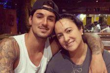 Gabriel Medina e Simone Medina; mão e filho romperam após briga familiar (Foto: Reprodução/Instagram)
