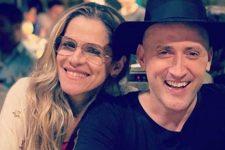 Ingrid Guimarães e Paulo Gustavo; atriz falou sobre a situação do amigo, internado com covid-19 (Foto: Reprodução/Instagram)