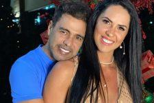 Zezé Di Camargo e Graciele Lacerda; influenciadora mostrou novo triplex do casal (Foto: Reprodução/Instagram)