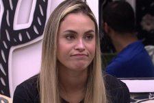 Sarah Andrade no BBB 21 (Reprodução/ Globoplay)