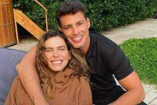 Mariana Goldfarb e Cauã Reymond