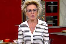 Ana Maria Braga ficou indignada com aglomerações e soltou o verbo durante o Mais Você desta segunda (07) (Foto: Reprodução/TV Globo)
