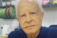 Cid Moreira negou maus tratos por parte da mulher, Fátima Sampaio (Foto: Reprodução/Instagram)