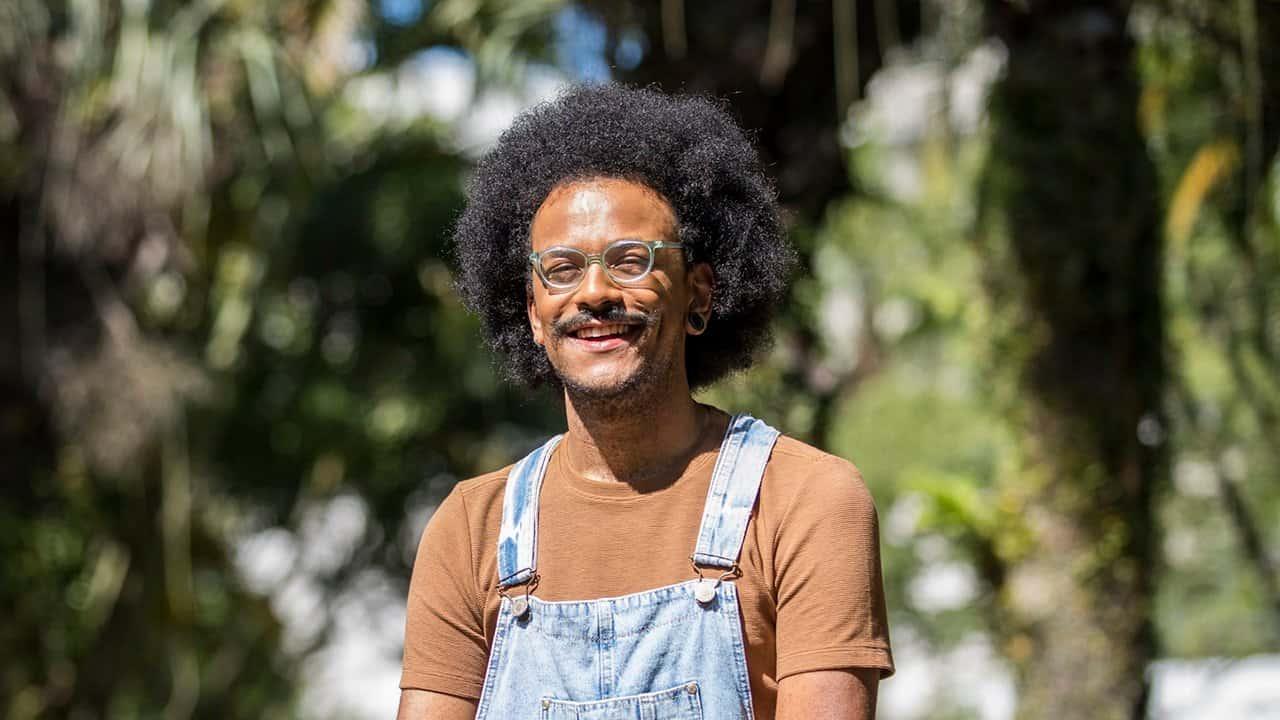 Ex-BBB João Luiz Pedrosa (Foto: Reprodução)