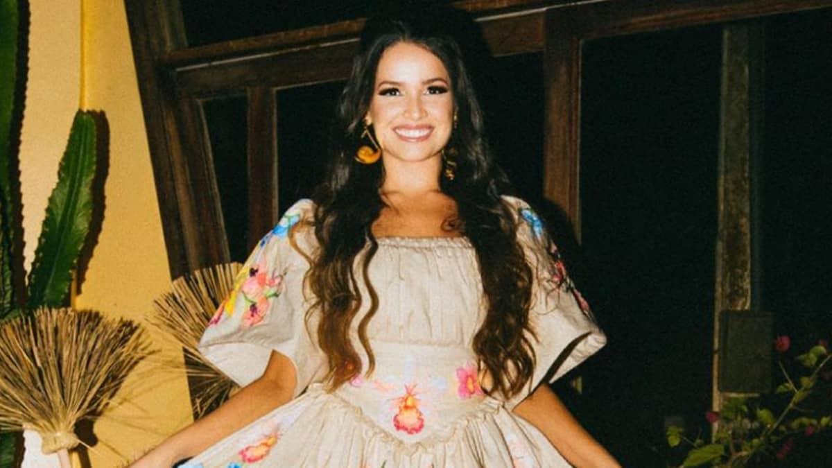 Juliette Freire recebeu críticas na web após apresentação musical (Foto: Reprodução/Instagram)