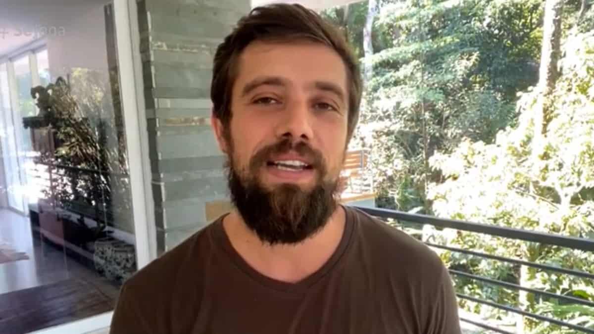 Rafael Cardoso teve que passar por cirurgia cardíaca após risco de morte (Foto: Reprodução/TV Globo)