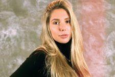 Carolina Portaluppi, filha de Renato Gaúcho, do Flamengo