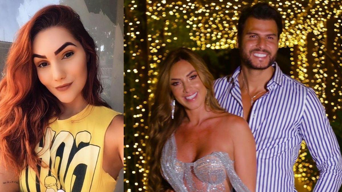 Maryllia Gabriela, pivô da separação de Nicole Bahls e Marcelo Bimbi