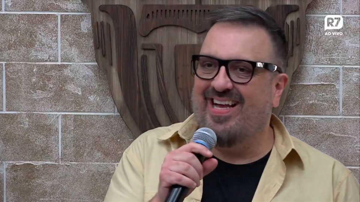 Rodrigo Carelli (Reprodução)