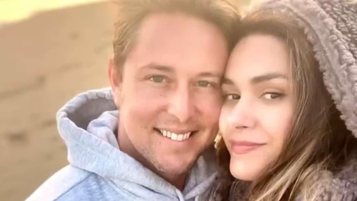 Fernanda Machado e o marido, Robert Riskin (Foto: Reprodução/Instagram)