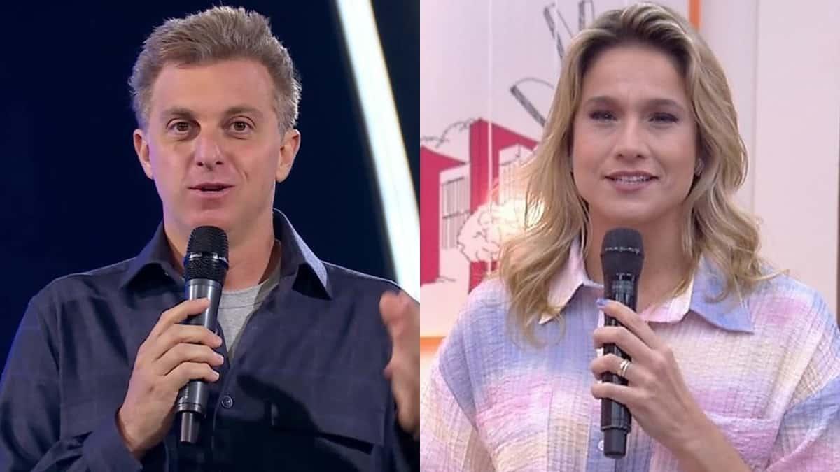 Luciano Huck vai apresentar o Domingão e Fernanda Gentil terá game show aos domingos (Foto: Reprodução/TV Globo)