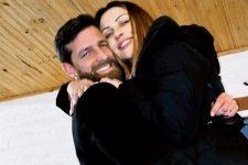 Cleo e esposo, Leandro D'Lucca (Reprodução)