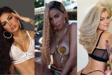 MC Mirella, Anitta e Pat Beijo estão bombando no OnlyFans (Reprodução/Instagram)