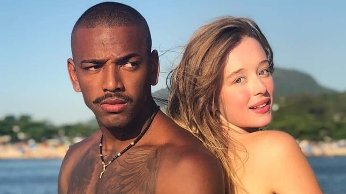 Nego do Borel e Duda Reis; influenciadora detonou o ex-noivo (Foto: Reprodução/Instagram)