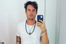 Paulo Vilhena saiu da Globo após 23 anos (Foto: Reprodução/Instagram)