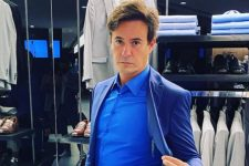 Paulo Vilhena se dedica à carreira musical após deixar a Globo (Foto: Reprodução/Instagram)