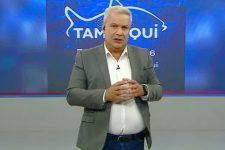 Sikêra Jr. revelou que enganou telespectadores com promoção de empresa falsa no Alerta Nacional (Foto: Reprodução/RedeTV!)