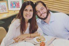 Fátima Bernardes e Túlio Gadêlha (Foto: Reprodução/Instagram)