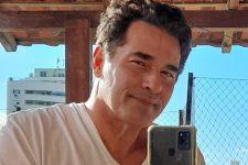 Luciano Szafir fala sobre a recuperação da covid-19 (Foto: Reprodução/Instagram)