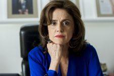 Marieta Severo como Fanny em Verdades Secretas; atriz usou vilã para desapegar de Dona Nenê de A Grande Família (Foto: Estevam Avellar/TV Globo)