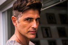 Reynaldo Gianecchini interpreta Anthony em Verdades Secretas (Foto: TV Globo/Paulo Belote)