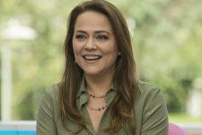 Vivianne Pasmanter revelou motivo de não expor vida pessoal (Foto: Artur Meninea/TV Globo)