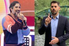 Marcos Mion alfineta Record TV após demissão de Evaristo Costa