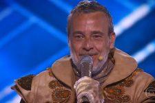 Alexandre Borges foi revelado como a Onça Pintada do The Masked Singer Brasil (Foto: Reprodução/TV Globo)