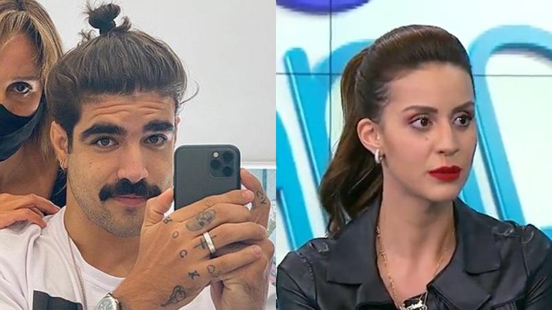 Caio Castro revelou vício após separação e Larissa Bonesi negou affair com o ator (Foto: Reprodução/Instagram)