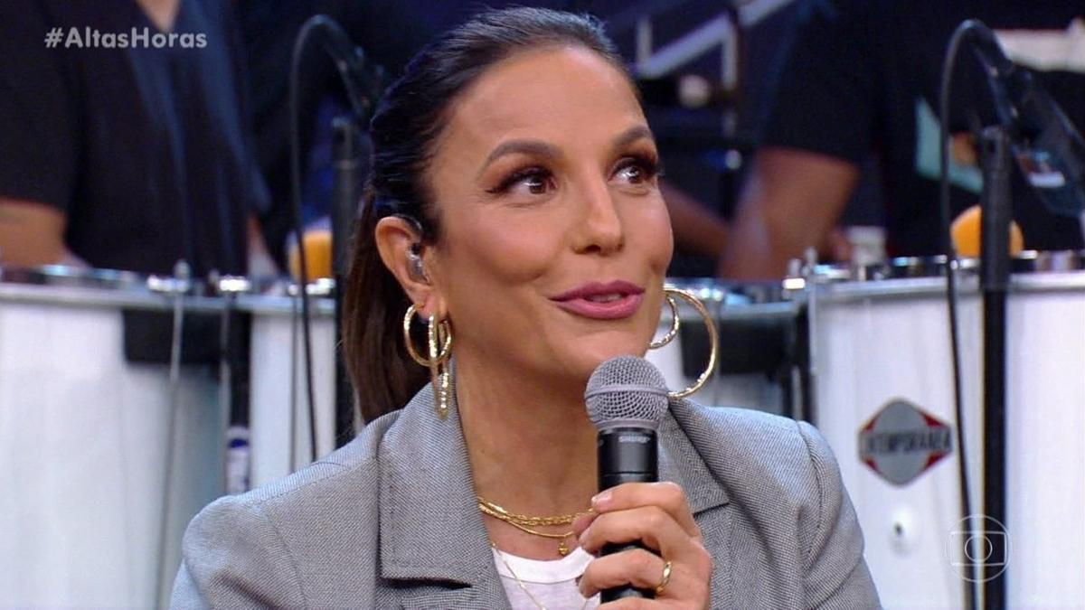 Ivete Sangalo vai apresentar novo programa na Globo após o The Masked Singer (Foto: Reprodução/TV Globo)