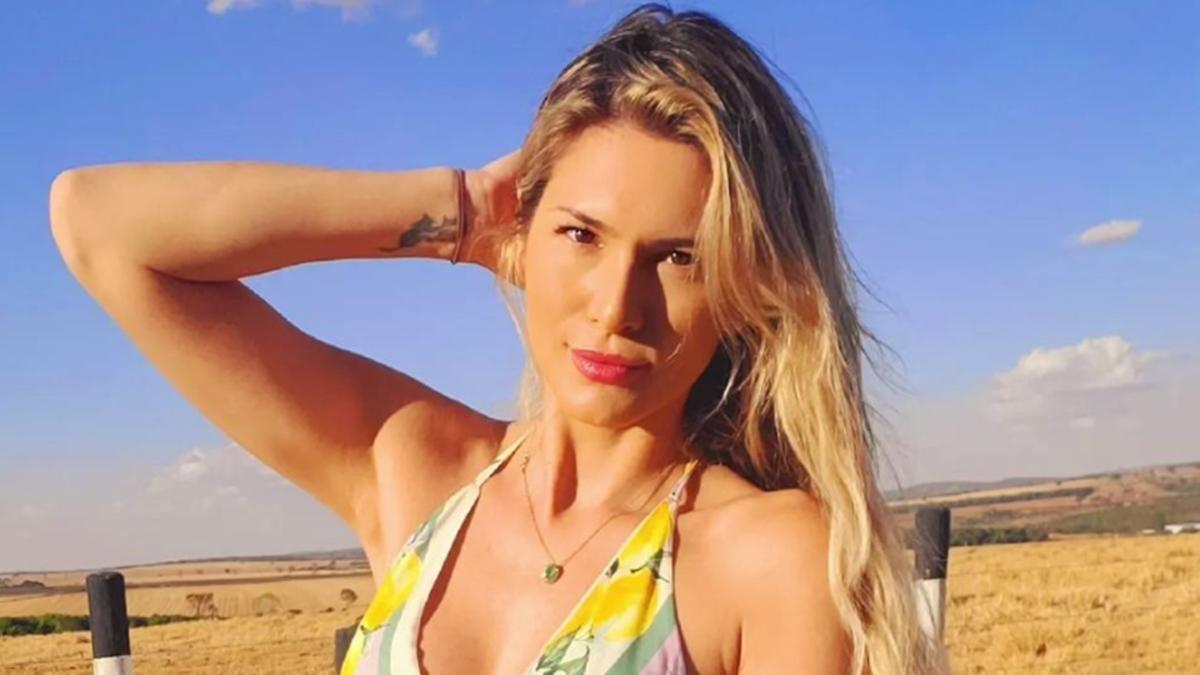 Lívia Andrade estuda medidas judiciais após sofrer ataques na web (Foto: Reprodução/Instagram)